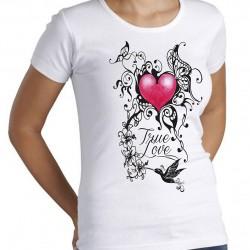 ΜΠΛΟΥΖΑΚΙ ΚΟΝΤΟΜΑΝΙΚΟ - ARTWEAR TRUE LOVE